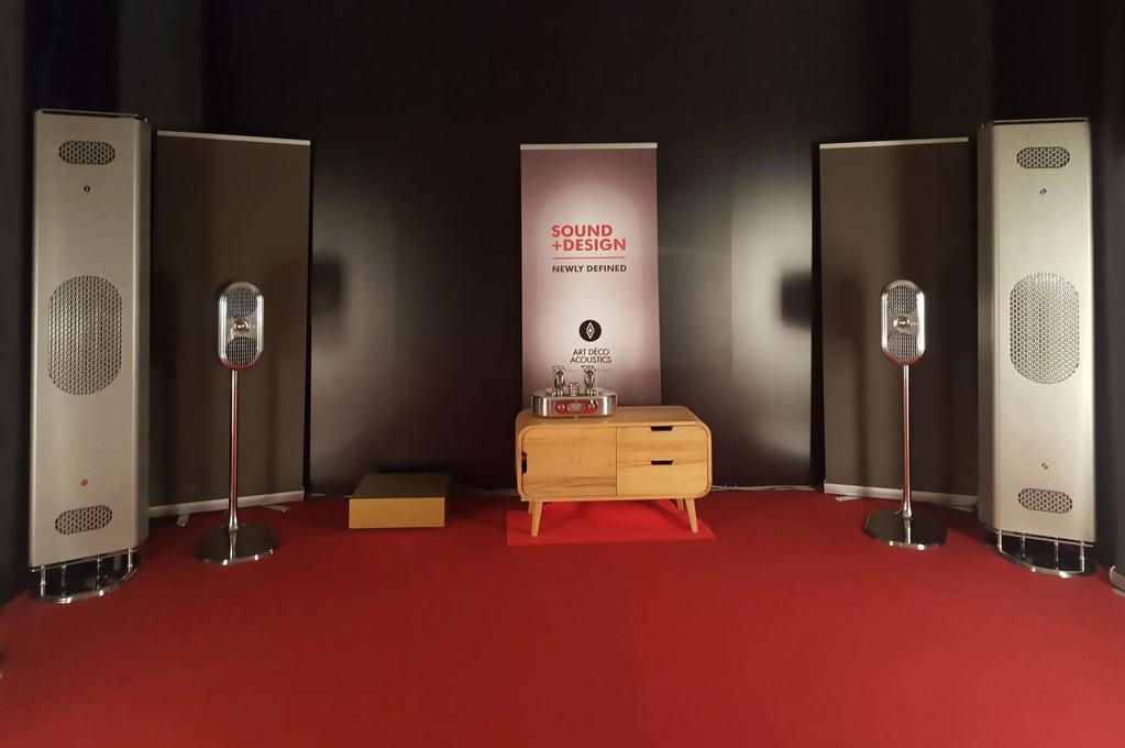 art d co acoustics aktuelles. Black Bedroom Furniture Sets. Home Design Ideas